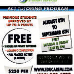 ACT Tutoring Program